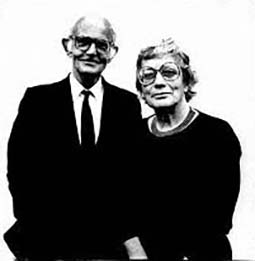 Geoffrey and Mary Warnock