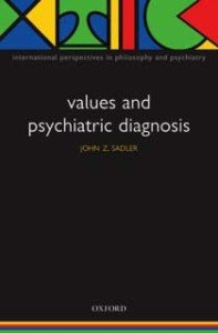 values and psychiatric diagnosis