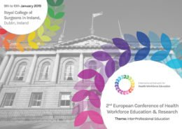 The International Network for Health Workforce Education are hosting an Interprofessional Education conference in Dublin