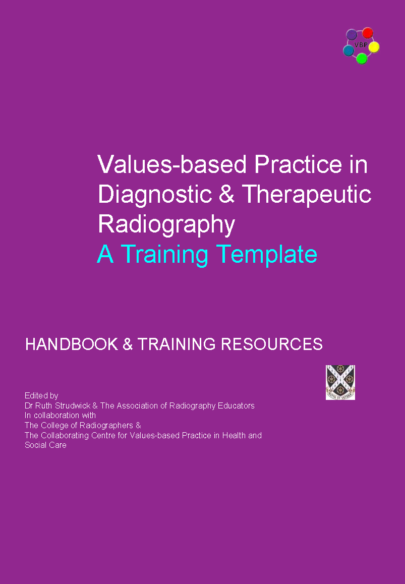 Values Based Practice in Diagnostic and Therapeutic Radiography